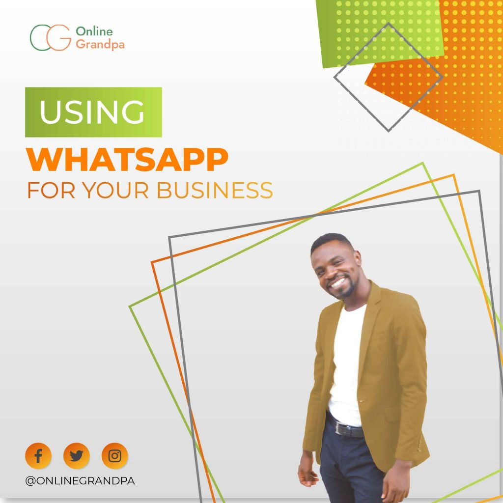 Blog post: Using Whatsapp Business for Your Business